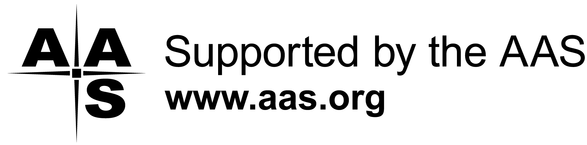 Supported by the AAS