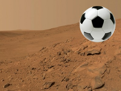 Football on Mars: a lesson in creative thinking | astrobites