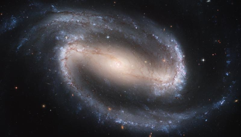 Hubble Image of NGC1300