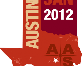 Science Journalism: What I learned at the AAS meeting