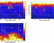 Fermi/LAT observations of three nearby molecular clouds