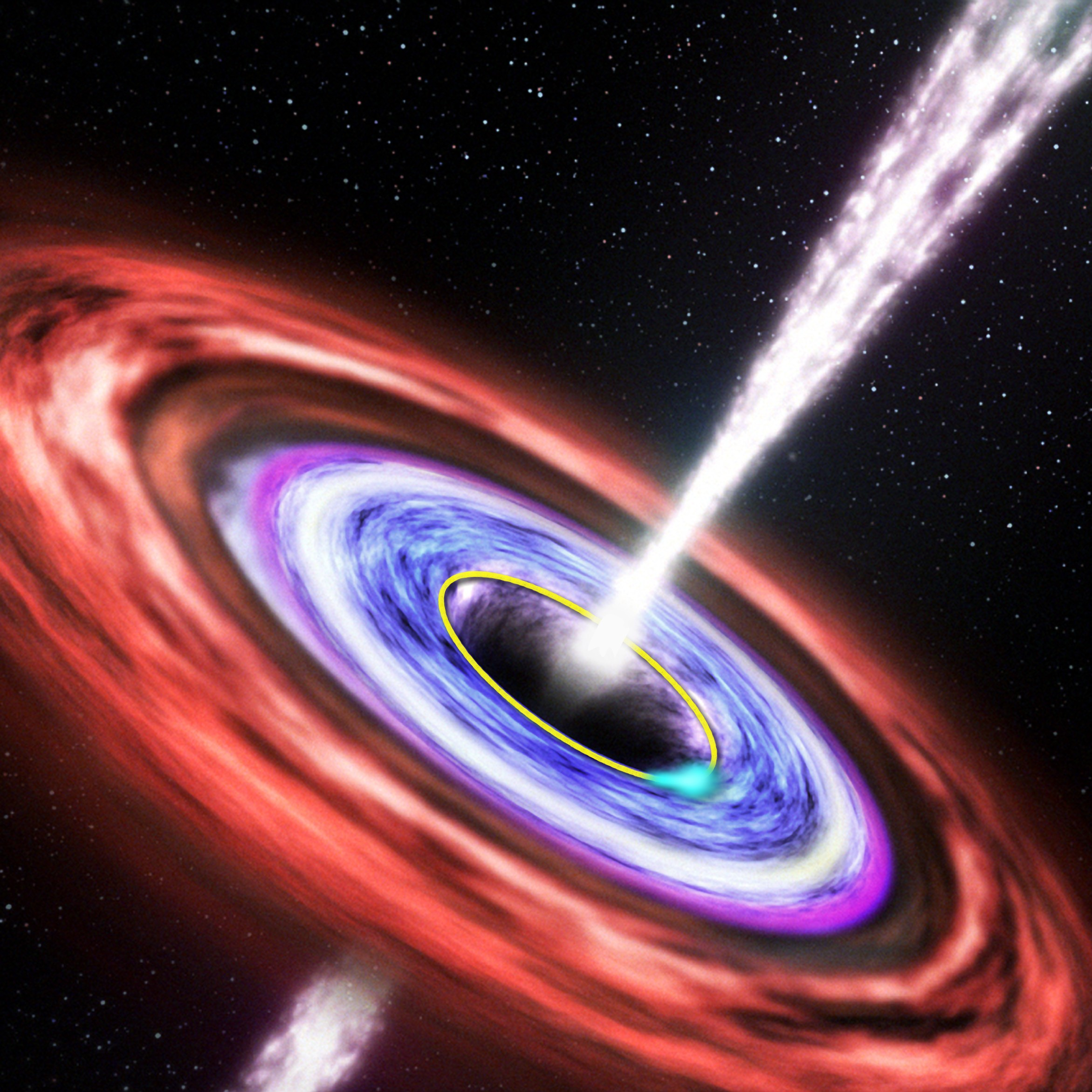 a paper on black holes Essay the search for black holes: both as a concept and an understanding for ages people have been determined to explicate on everything our search for.