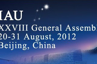 Snapshots from the IAU in Beijing