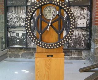 Punch-Clock Astronomy