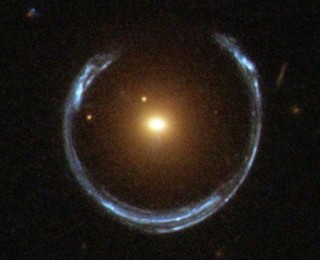 Gravitational Lensing in the Canary Islands