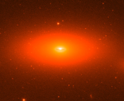NGC 1277 as seen by Hubble