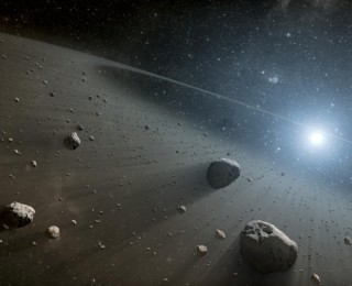 A Universal Clock Skewed by … Asteroids?