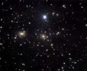 A Hubble Space Telescope image of the Coma cluster. Image source: http://astronomy.swin.edu.au/~agraham/HST_Coma/Intro.html