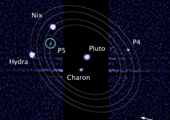 The Many Moons of Pluto | astrobites