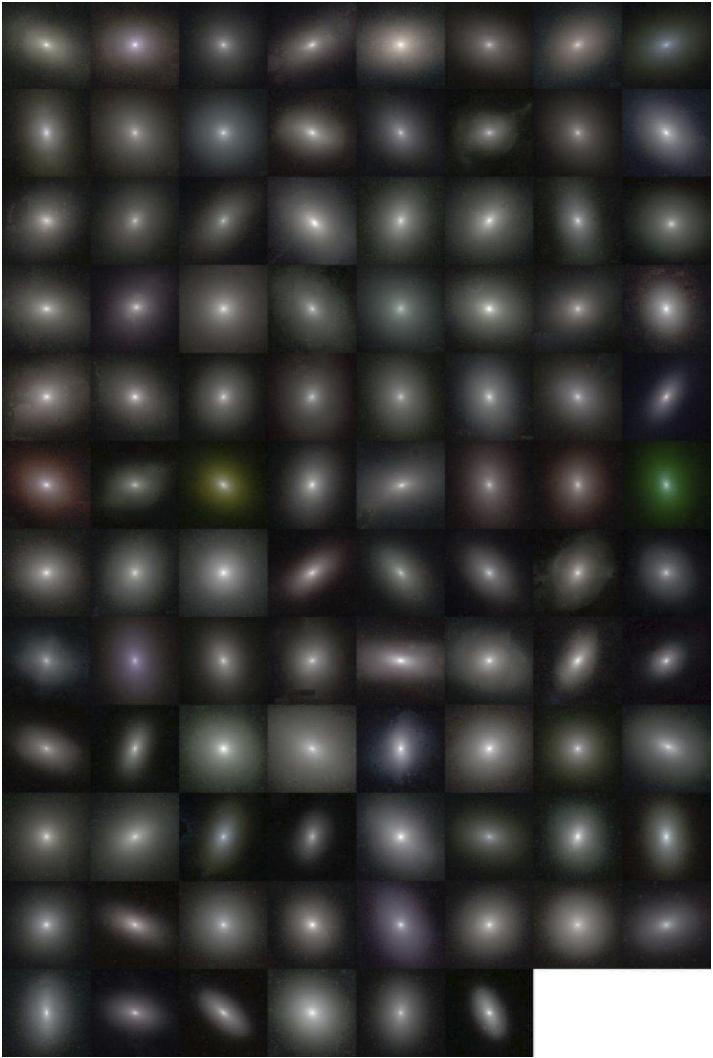 CGSgalaxies