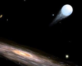 Where do hypervelocity stars come from?