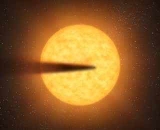 New Insight Into A Potentially Evaporating Planet