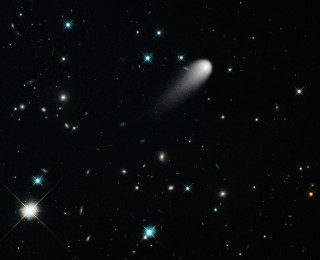 ISON's Journey to the Sun: Are There Any Meteor Showers in Store for Us?