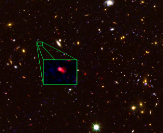 The Most Distant Confirmed Galaxy
