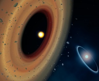 Fomalhaut's Little Sibling Has a Debris Disk Too