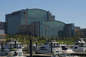 The Gaylord National Resort & Convention Center: the center of American Astronomy this week.