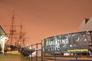 Stargazing Portsmouth