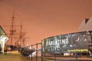 Stargazing Portsmouth