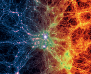 Something from Nothing: Simulating our Universe