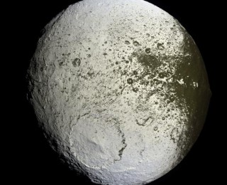 Why isn't Iapetus inclined to be eccentric?