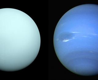 Can Icelines Explain Uranus and Neptune?