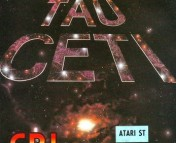 Figure 1: A Tau Ceti Video Game from 1986. Image from Wikipedia.