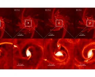 Gas to Black Holes: Direct formation of a supermassive black hole in galaxy mergers