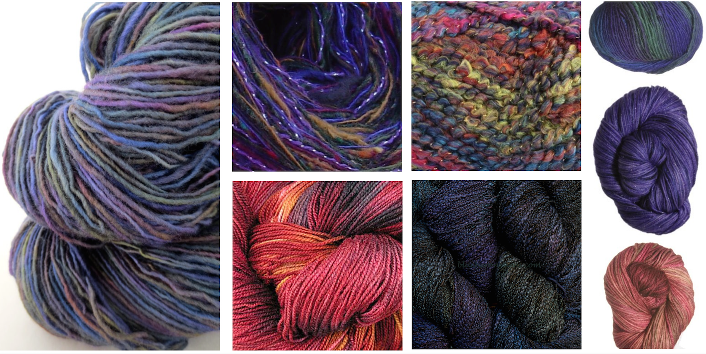 Astronomy-Themed Yarn