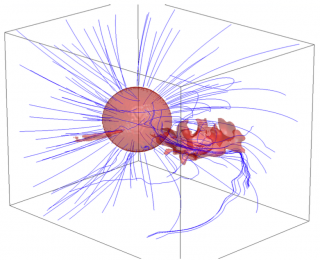 Simulating X-ray Binary Winds
