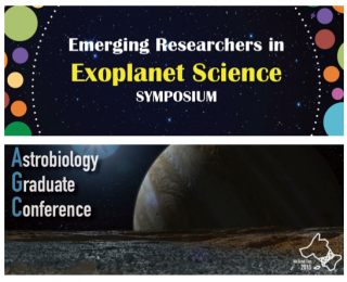 Interested in Exoplanets? Astrobiology? Apply now for ERES & AbGradCon2015
