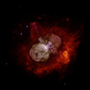 Eta Carinae in optical