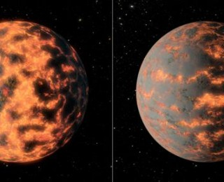 55 Cancri e: Now With Added Volcanoes