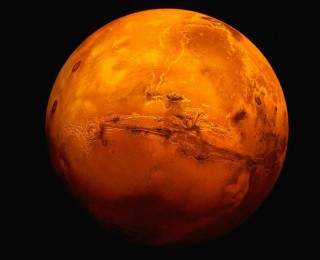 Could Mars have experienced a colossal global warming?