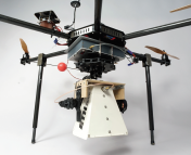 Figure 2: Hexacoptor drone used in this study.