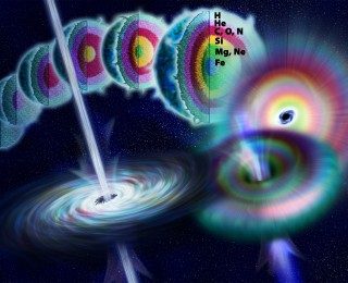 An Explosive Signature of Galaxy Collisions