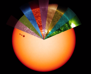 The Solar Disk baffles in High Energy