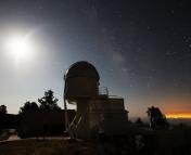 photo of apogee telescope