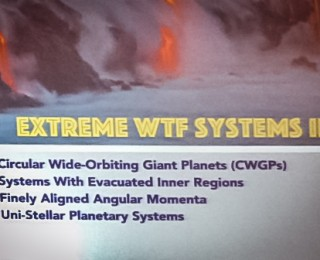 An Overview of the Extreme Solar Systems III Conference