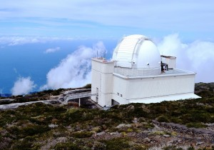 The Isaac Newton Telescope at Roque de los Muchachos Observatory. Astronomy is in constant need of engineers and other professionals to build better and better instruments.