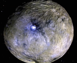 Diaries of a Dwarf Planet: What are Those Spots on Ceres?