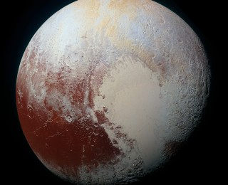 The Geology of Pluto and Charon