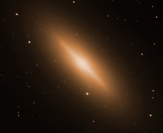 Zeroing in: the life of a mixed-up galaxy