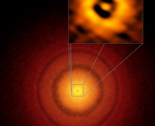 New rings detected for old protoplanetary disk