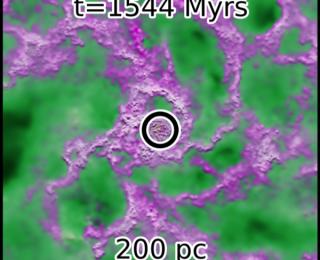 Waltz across Galactic Nuclei