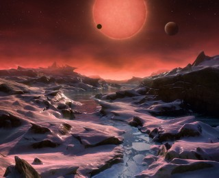 Conserving Water on the TRAPPIST-1 planets