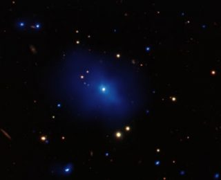 Hypervariables in the nucleus of galaxies