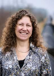Gabriela González, spokesperson for the LIGO Scientific collaboration.