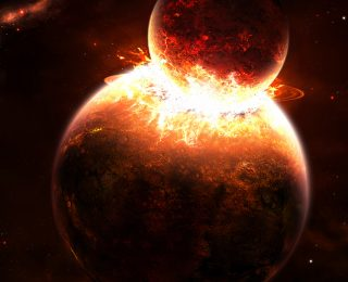 Driving planetary dynamos by giant impacts