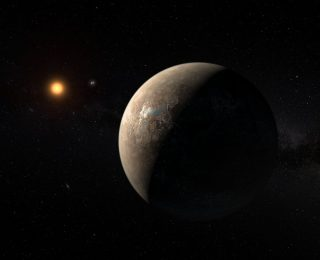 Earth's New Neighbor:  Proxima b