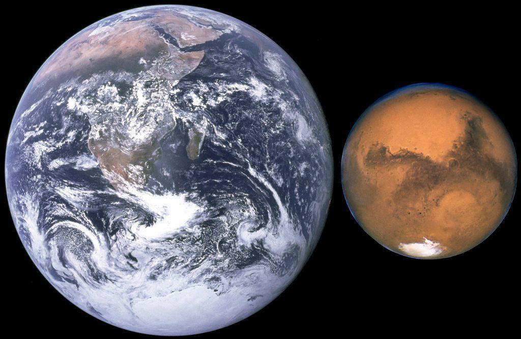 Terraforming Mars is impossible, NASA says. Elon Musk